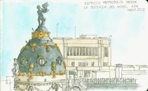 dibujo metropolis