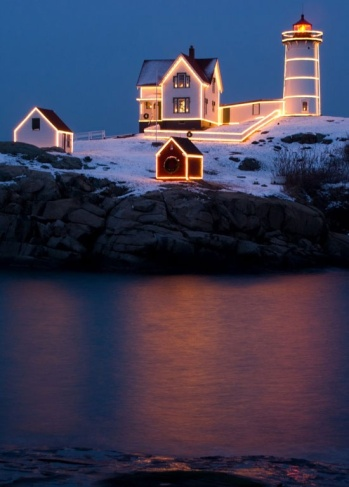 maine lights