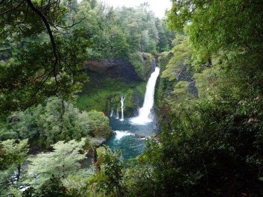 reserva Huilo-huilo