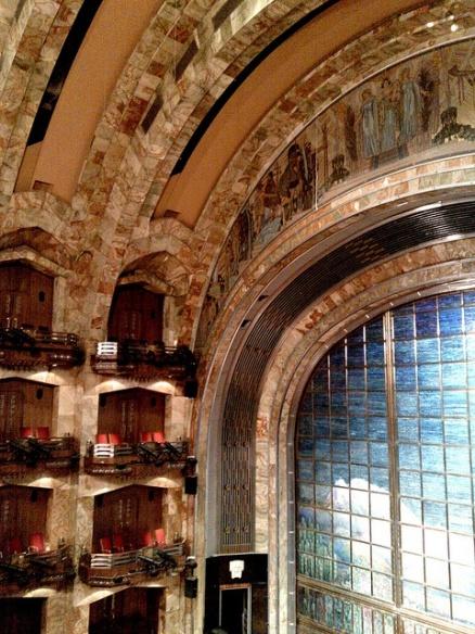palacio de bellas artes Mexico