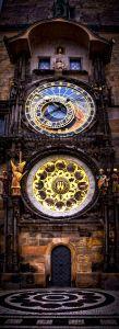 reloj medieval de Praga